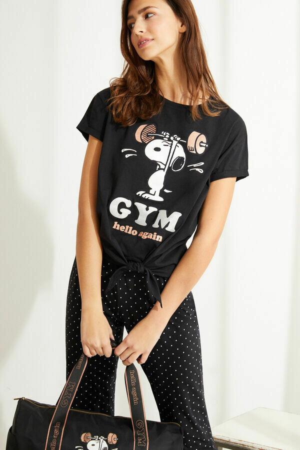 Pants Pijama Snoopy Gym 2021