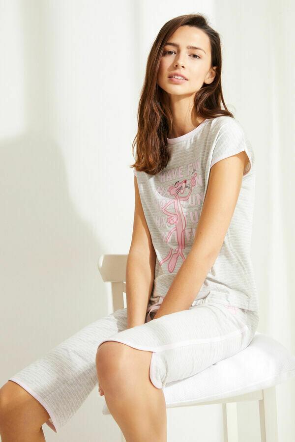 Pants Pijama Pantera Rosa GG21