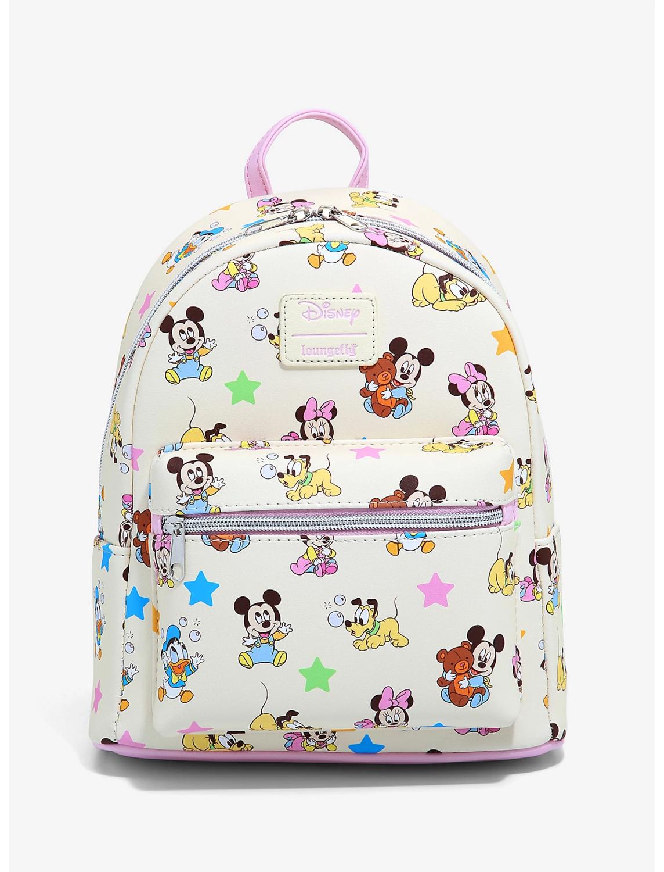 Bolsa Mochila Mickey Mouse Amigos Bebes