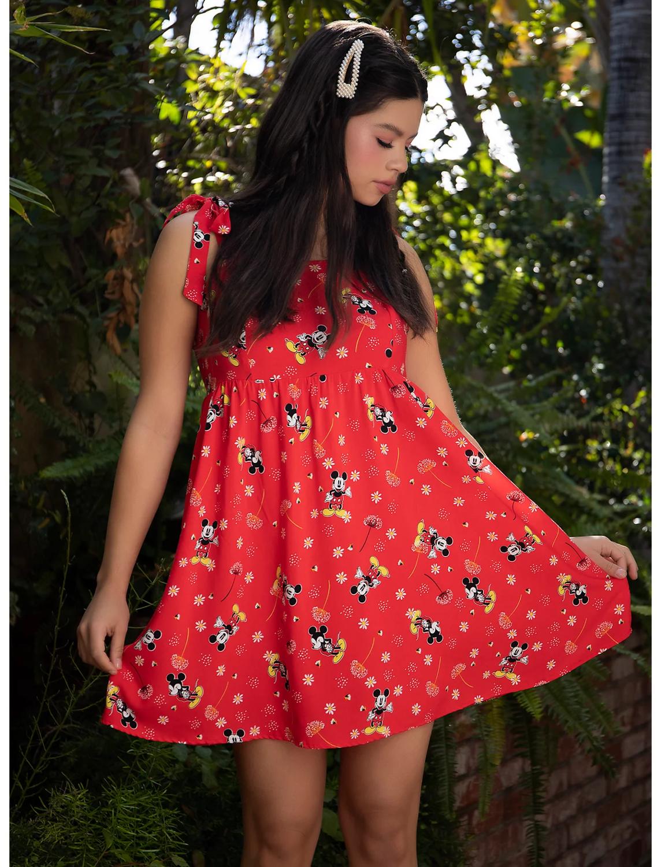 Vestido Mickey Mouse B x2021