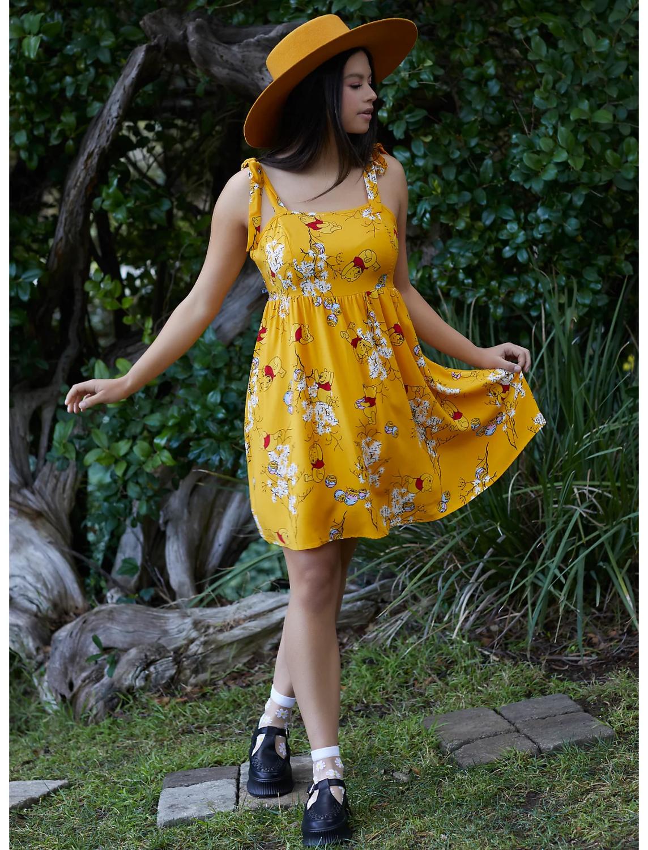 Vestido Winnie Pooh x2021