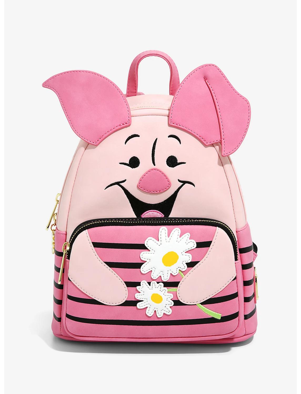 Bolsa Mochila Winnie Pooh Piglet