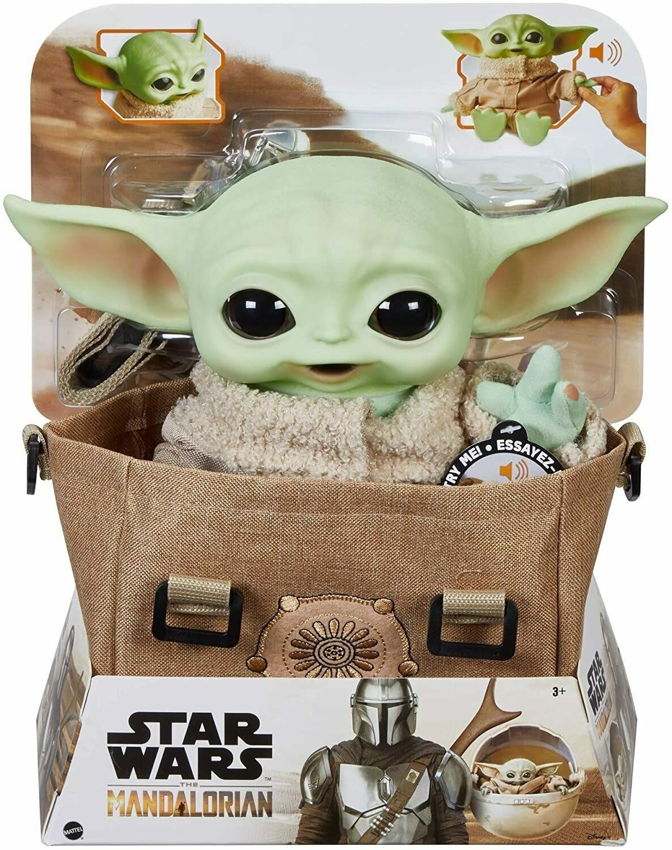 Figura Star Wars Bebe Yoda