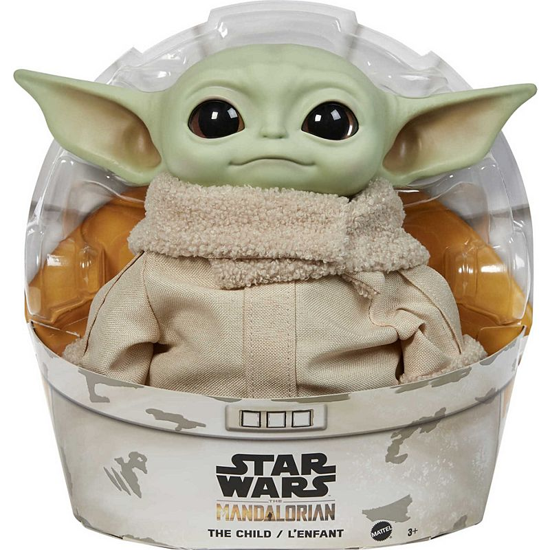 Figura Star Wars Bebe Yoda Kawaii