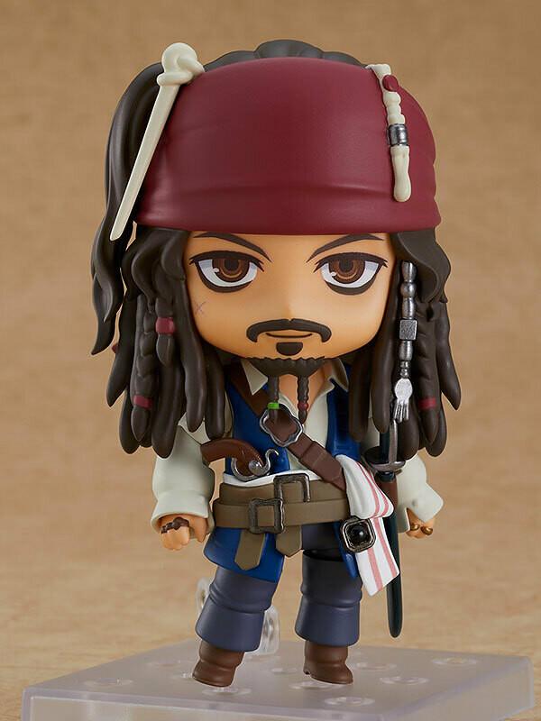 Nendoroid - Jack Sparrow