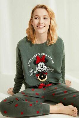 Pijama Minnie Mouse VDS