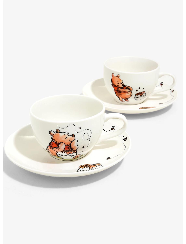 Set de Tazas Winnie Pooh