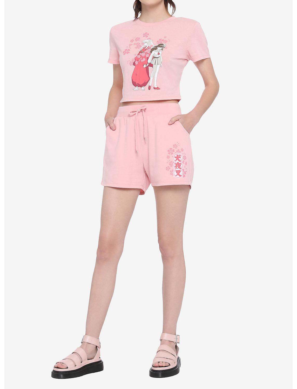 Shorts Pijama Kagome & Inuyasha
