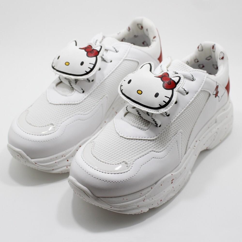 Tennis Hello Kitty Blancos Exclusivos