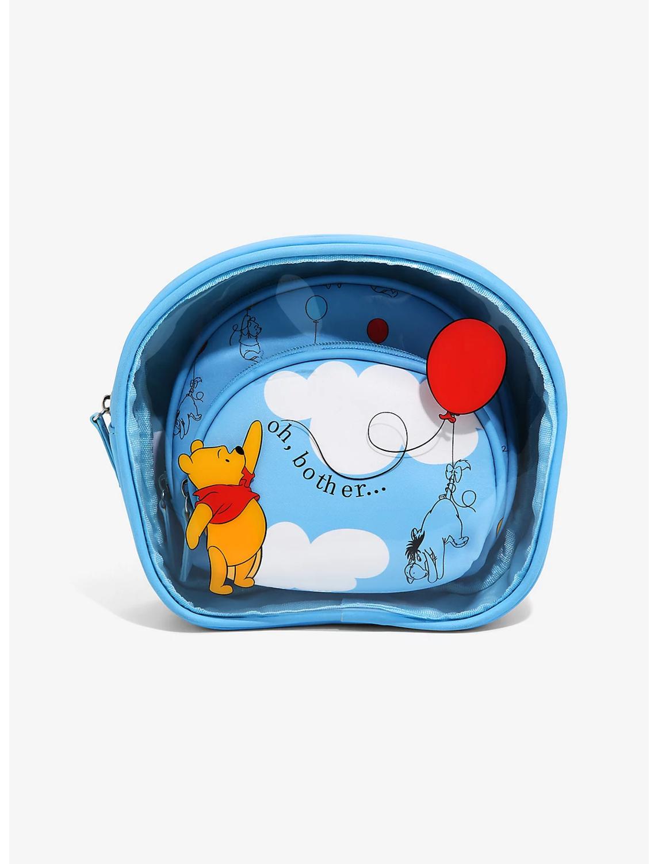 Bolsa Maquillaje Disney Winnie Pooh Globos