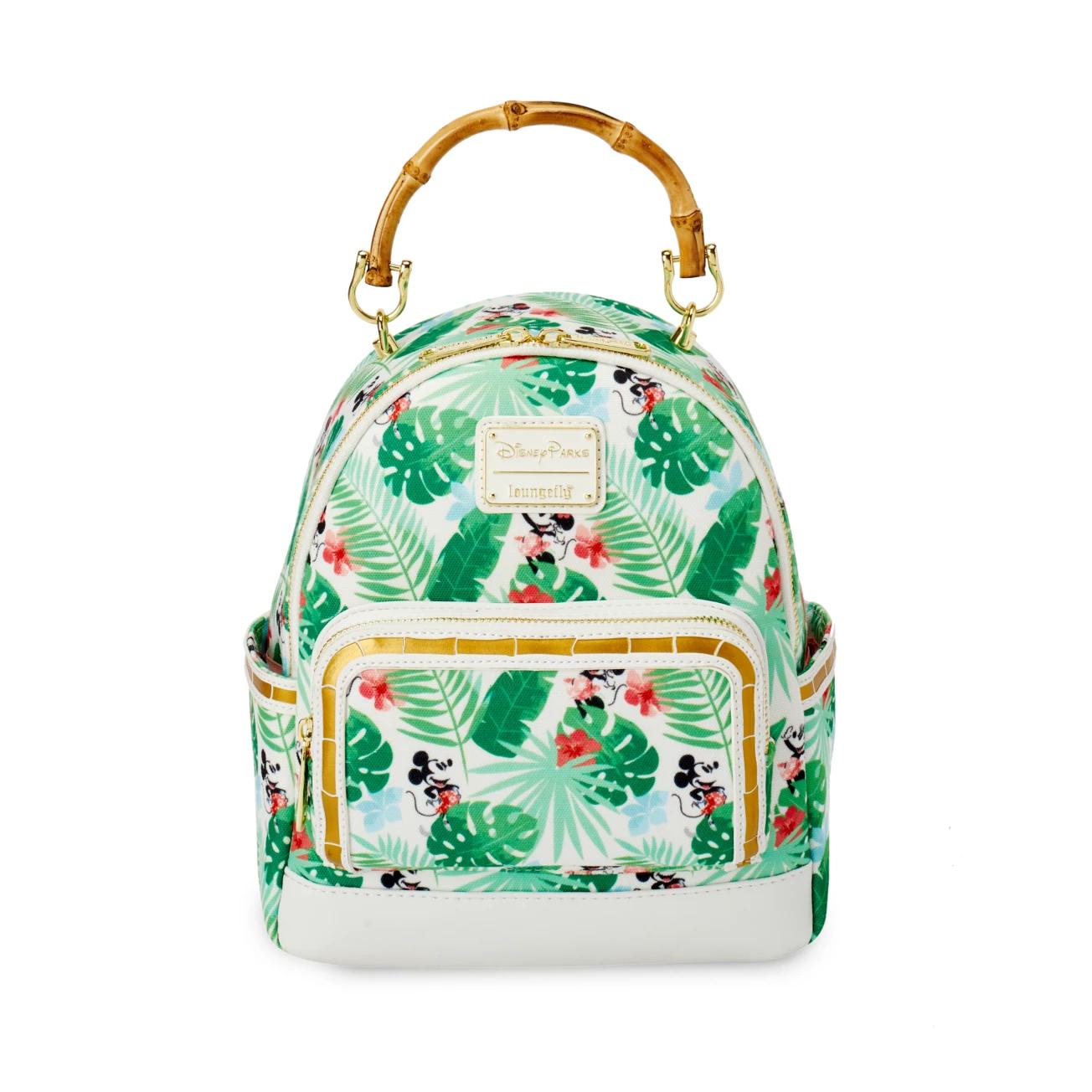 Bolsa Tropical Mickey Minnie Mouse