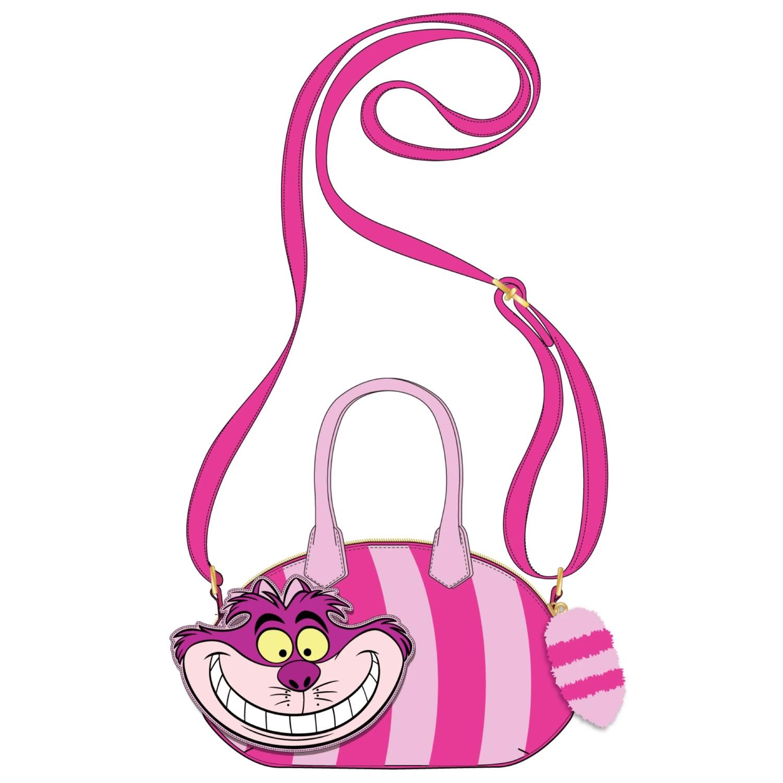 Bolsa Gato Loco Alicia Wonderland