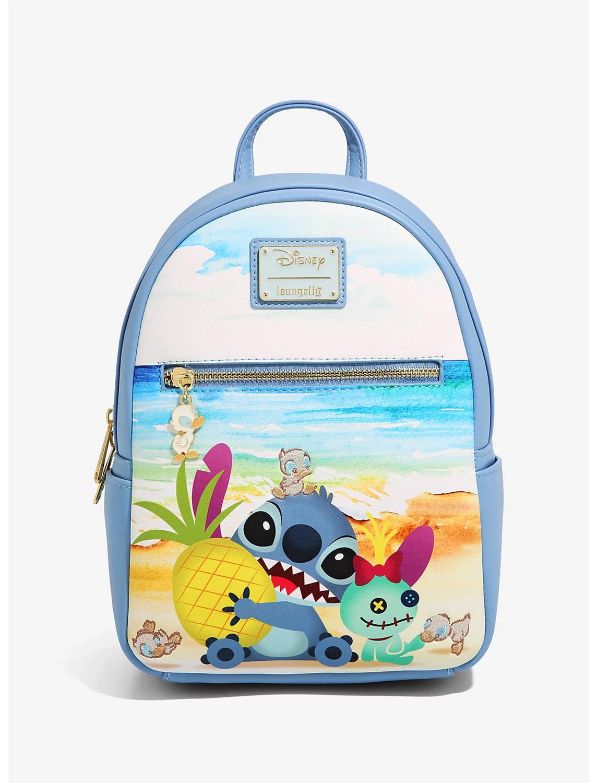 Bolsa Mochila Lilo & Stitch Vacaciones 2021