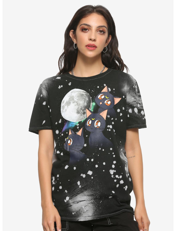 Playera Sailor Moon Luna 2021