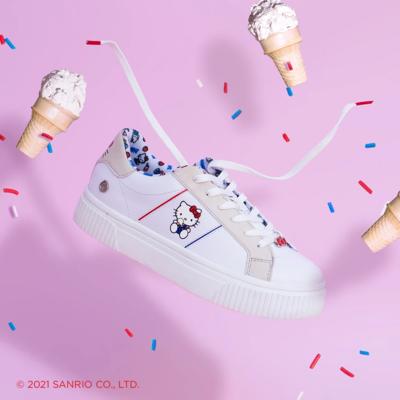 Tennis Hello Kitty Blancos 2021