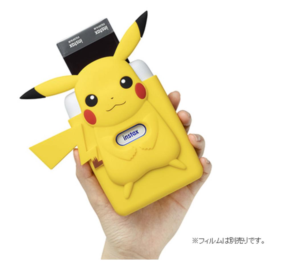 Fujifilm Instax Mini Impresora Pikachu