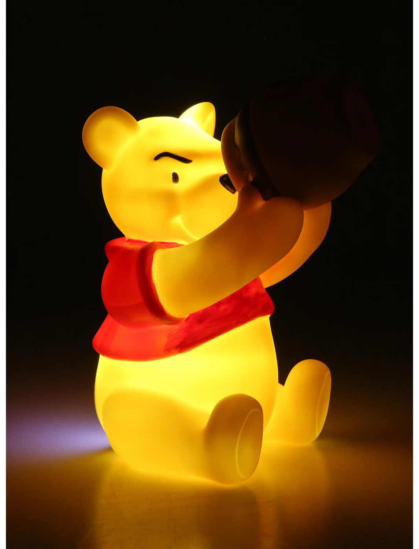Lampara Alcancia Winnie Pooh