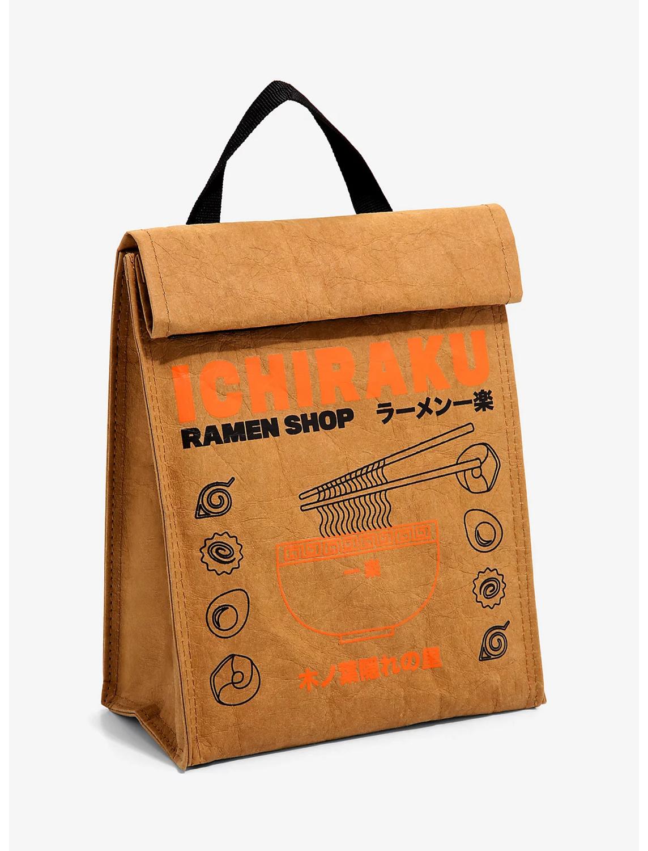 Bento Lonchera Naruto Shippuden Ichiraku Ramen