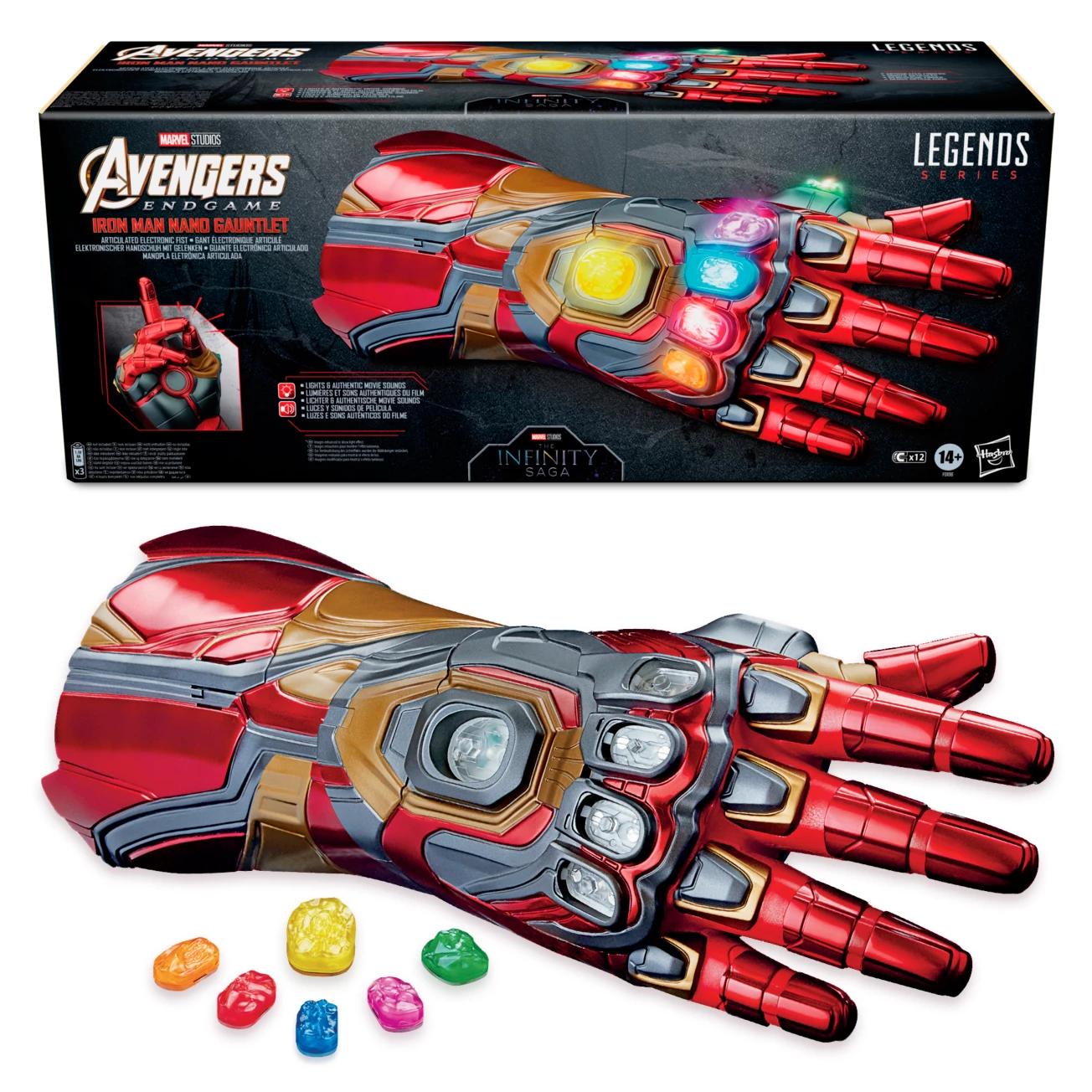 Guante Iron Man Marvel Avengers