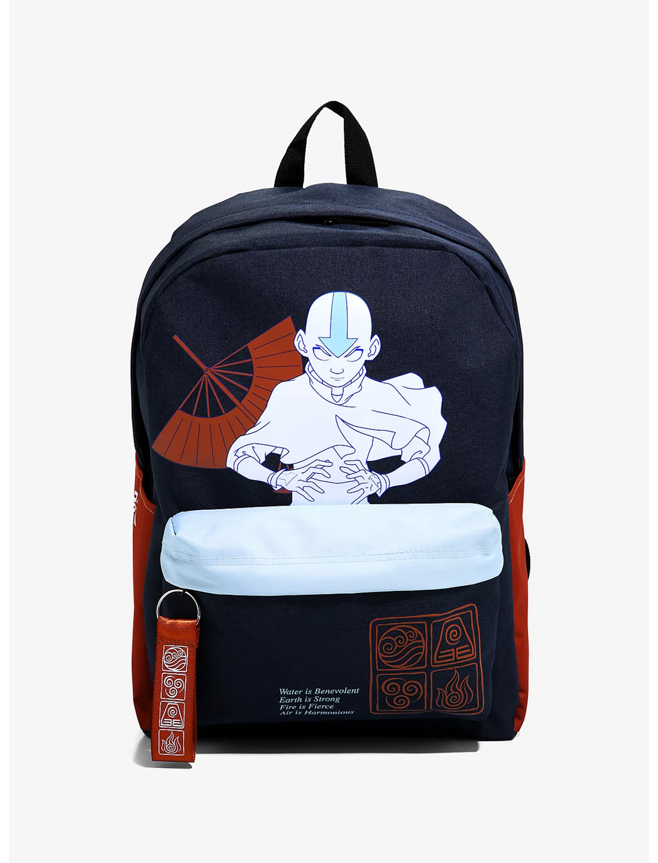 Bolsa Mochila Avatar Aang