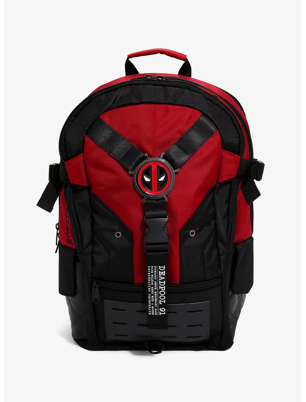 Bolsa Mochila Marvel Deadpool x2121