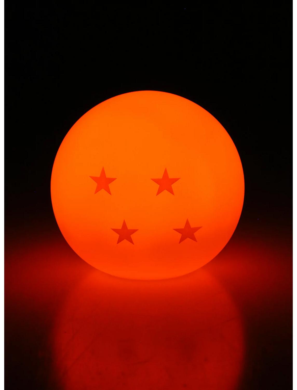 Lampara Dragon Ball Esfera 4 Estrellas