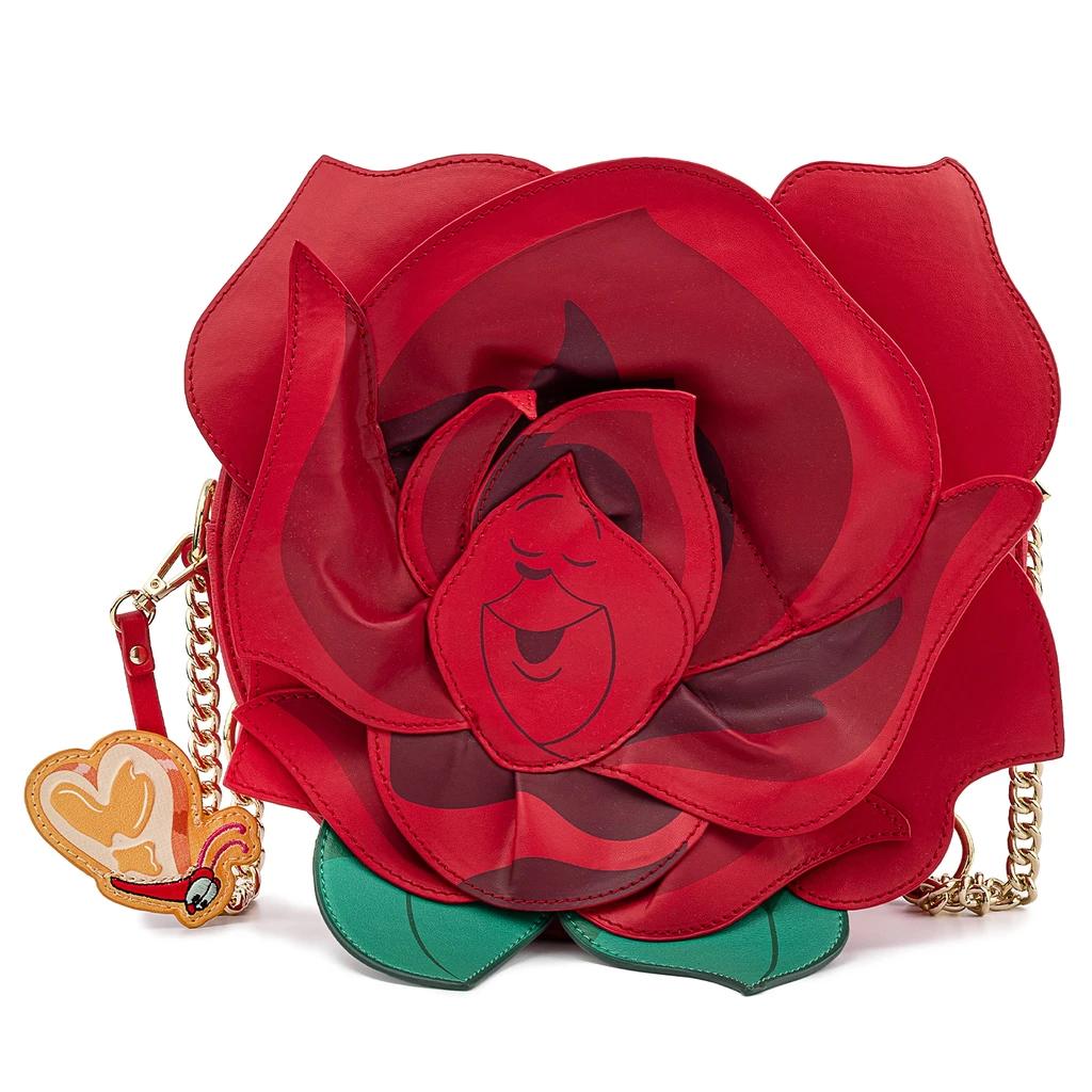 Bolsa Alicia en el Pais de las Maravillas Flor