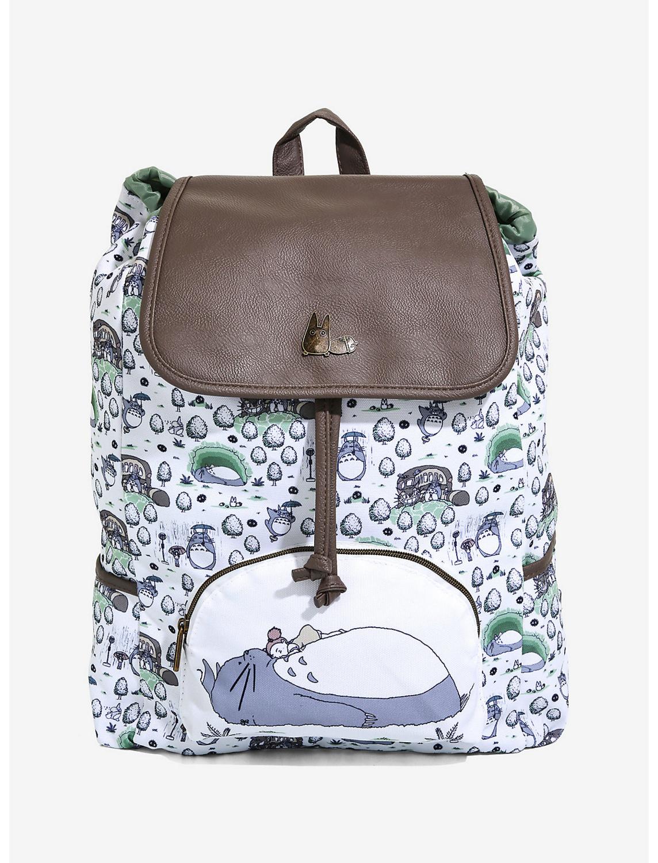 Bolsa Mochila Totoro Dormilon x21