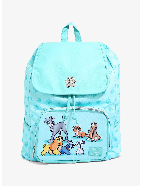 Bolsa Mochila Disney Perritos x21