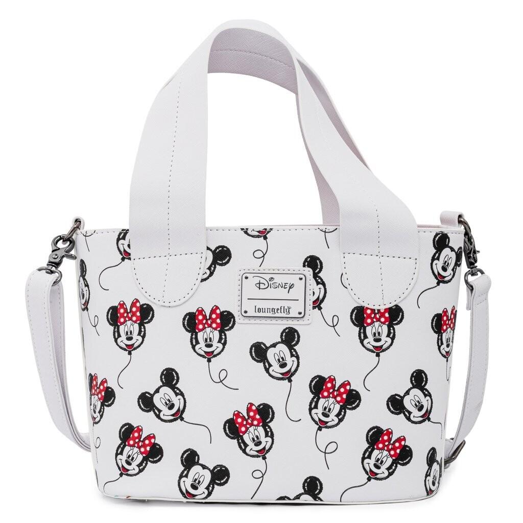 Bolsa Minnie Mickey Globos x22