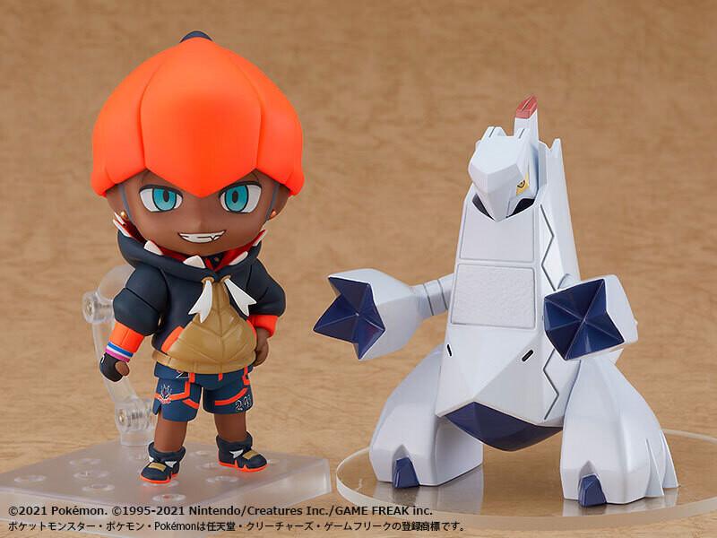 Nendoroid Pokemon Raihan