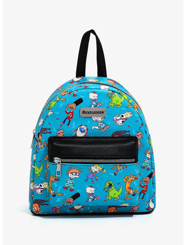 Bolsa Mochila Nickelodeon Retro x21