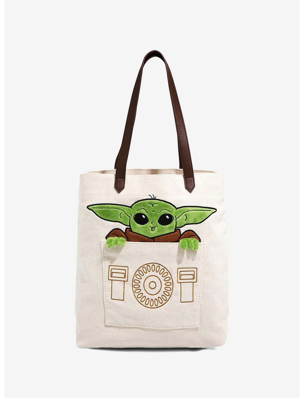 Bolsa Yoda Bebe Mandalorian B21