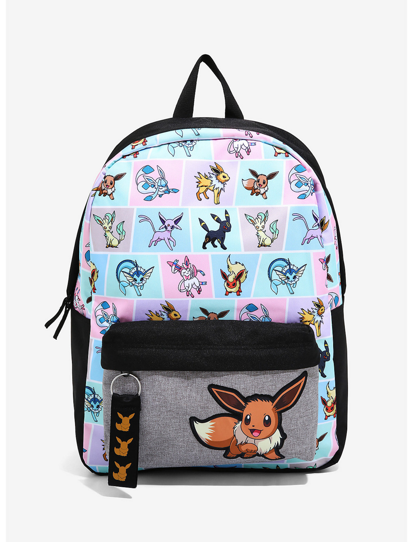 Mochila Pokemon Eeveelutions