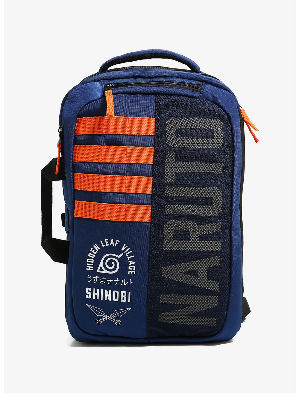 Bolsa Mochila Naruto Shippuden x22