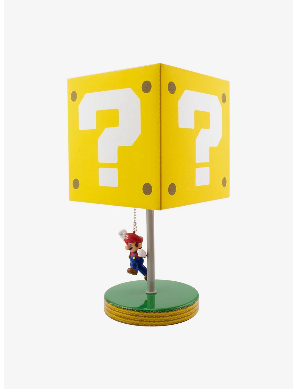 Lampara Nintendo Super Mario