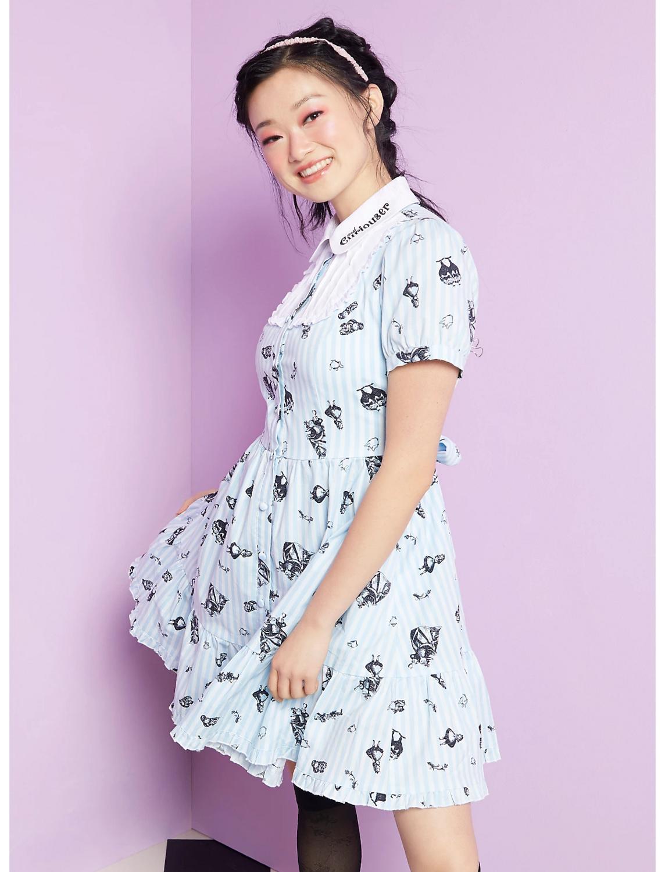 Vestido Disney Alice Wonderland