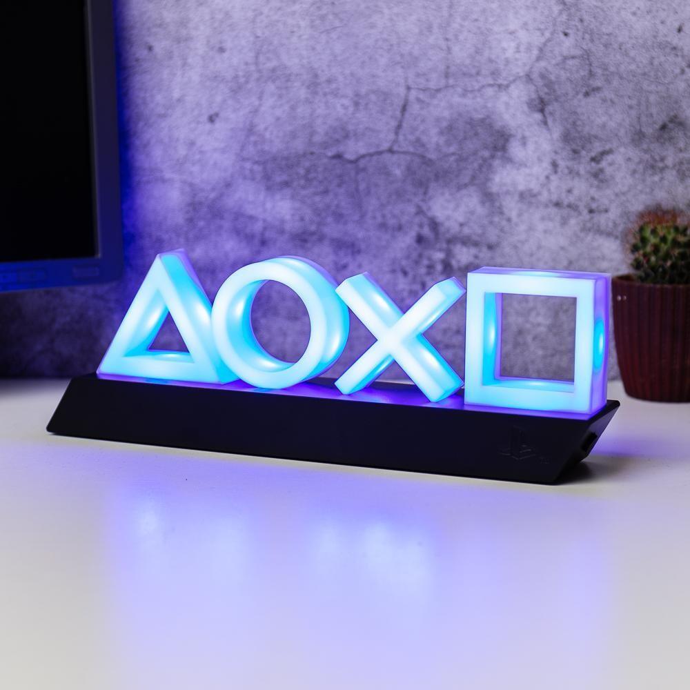 Lampara PlayStation x2021 Azul