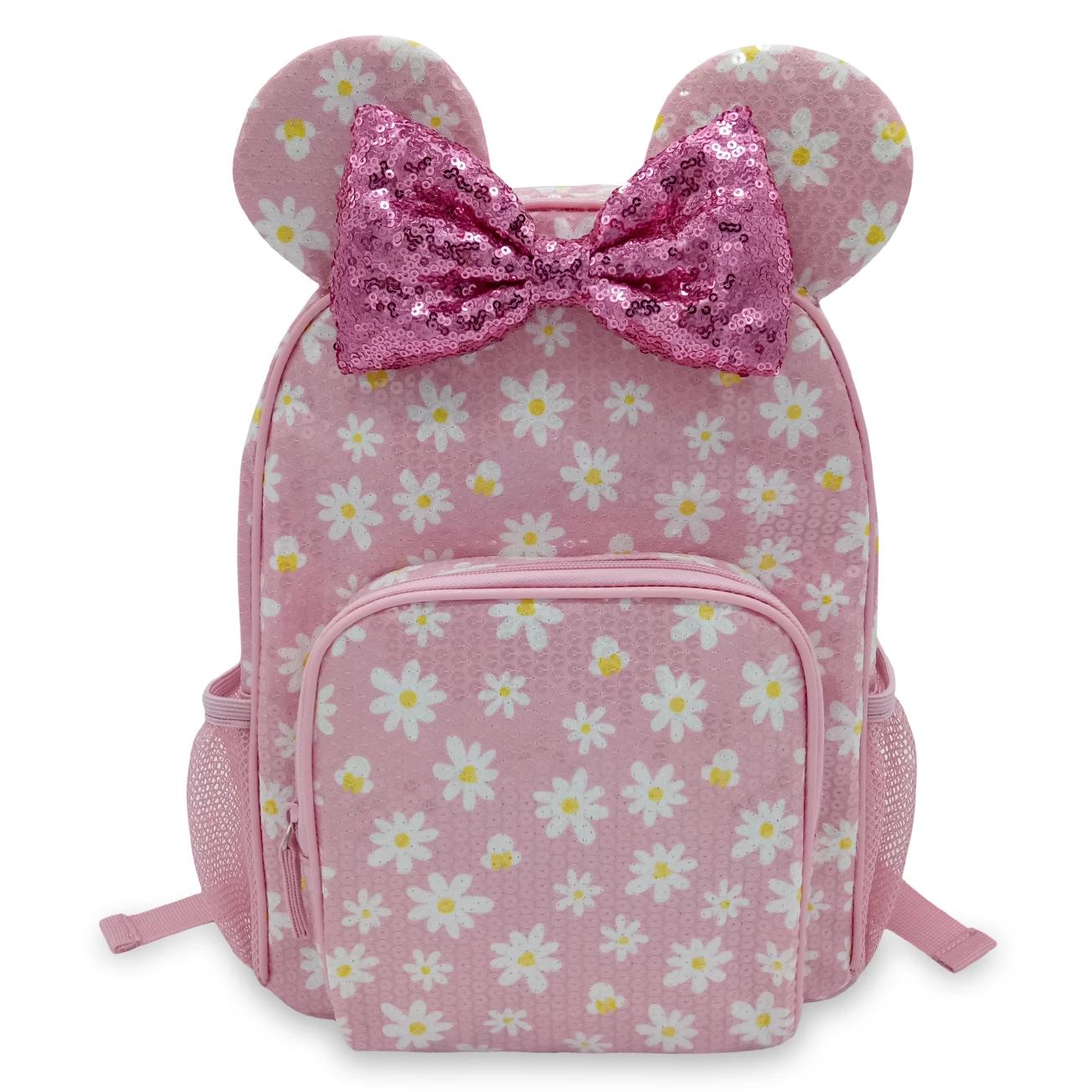 Mochila Minnie Mouse Rosa x21