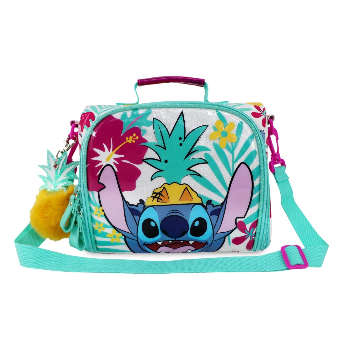 Bolsa Lonchera Disney Stitch