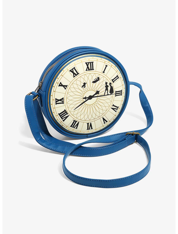 Mini Bolsa Peter Pan Reloj