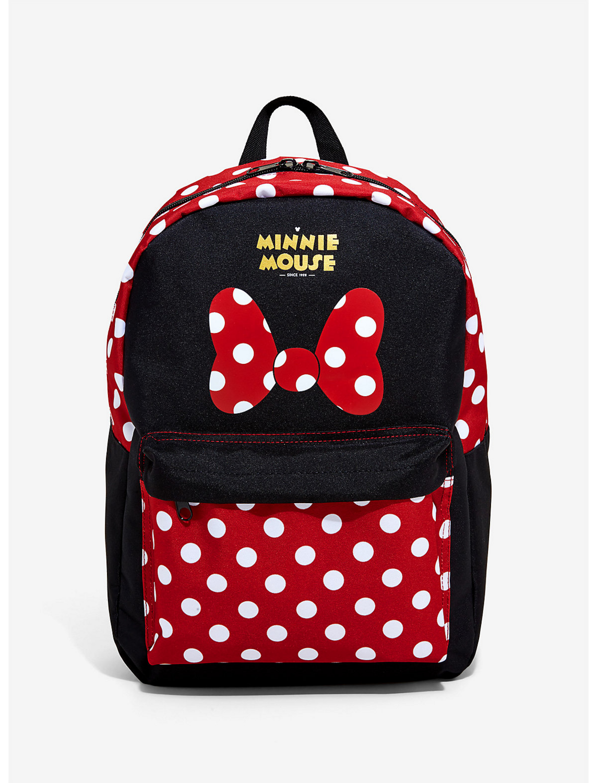 Bolsa Mochila Minnie Mouse Disney 2021