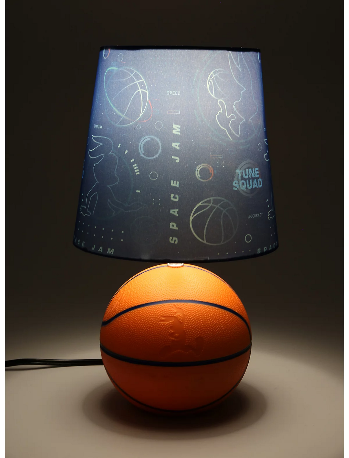 Lampara Space A New Legacy Jam Basketball