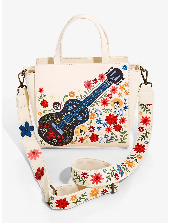 Bolsa Coco Guitarra Pixar