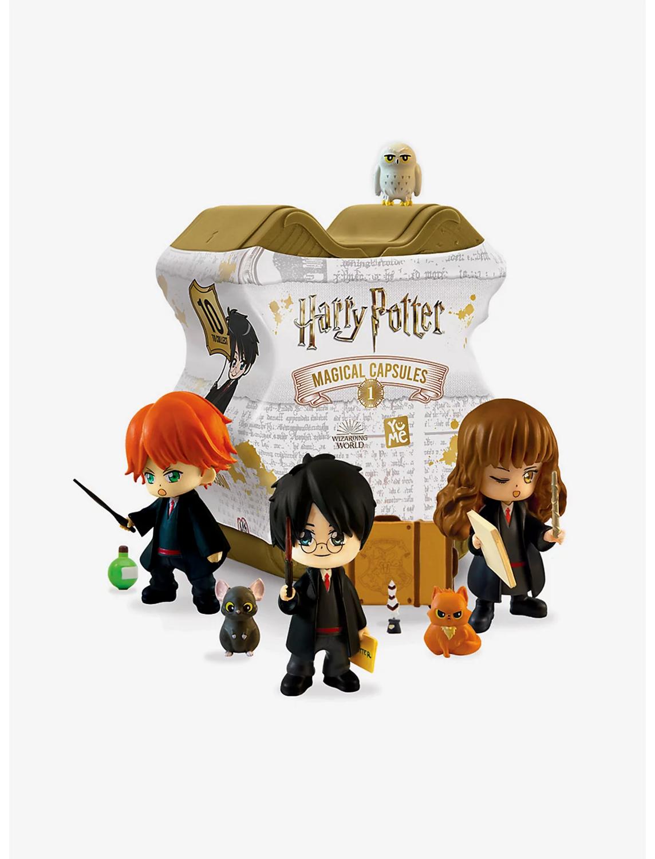 Figuritas Harry Potter Capsula Magica