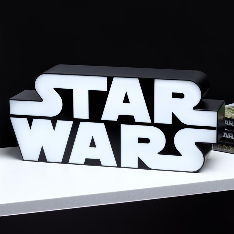 Lampara Letrero Star Wars