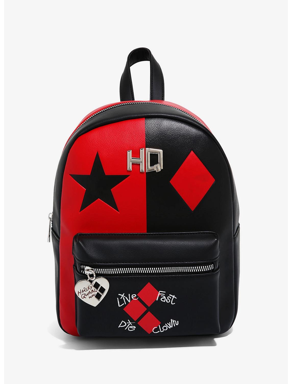 Bolsa Mochila DC Harley Quinn Suicide Squad