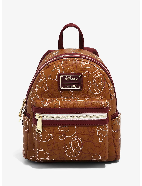 Bolsa Mochila Disney Winnie Pooh XE21