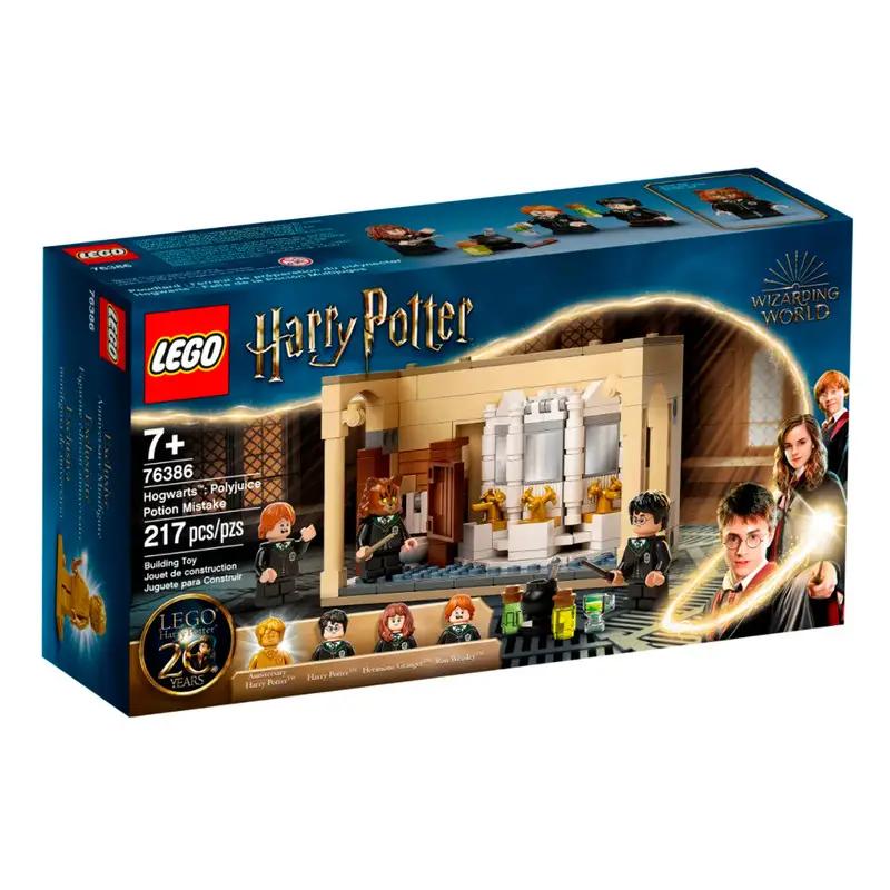 Lego Harry Potter Poción Multijugos