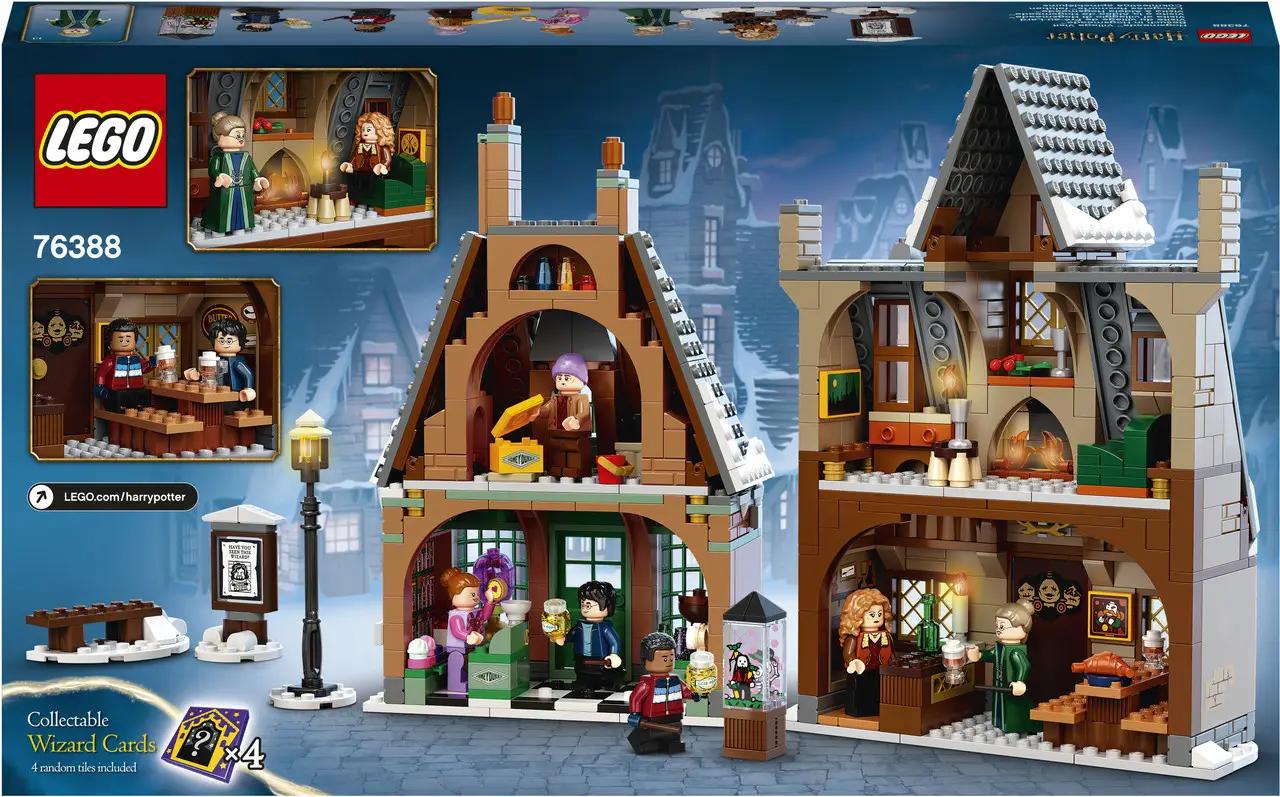 Lego Harry Potter Aldea Hogsmeade